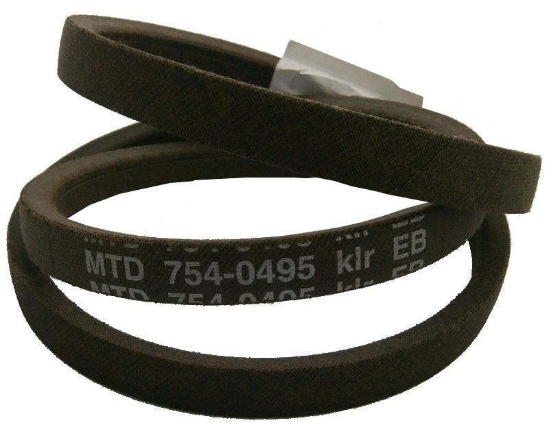 MTD 404 RIDEON LAWNMOWER DECK BELT 754-0495