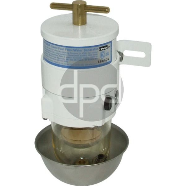 Racor Marine 500MA Fuel Filter/Water Sep Assy 500MA10