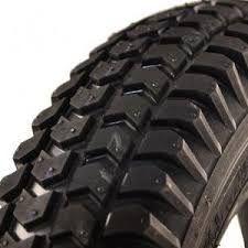 410/350 x 5 Cheng Shin/Primo Block Tyre TK5C156