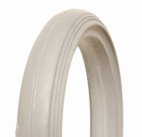 190mm X 29mm Grey Puncture Proof Tyre