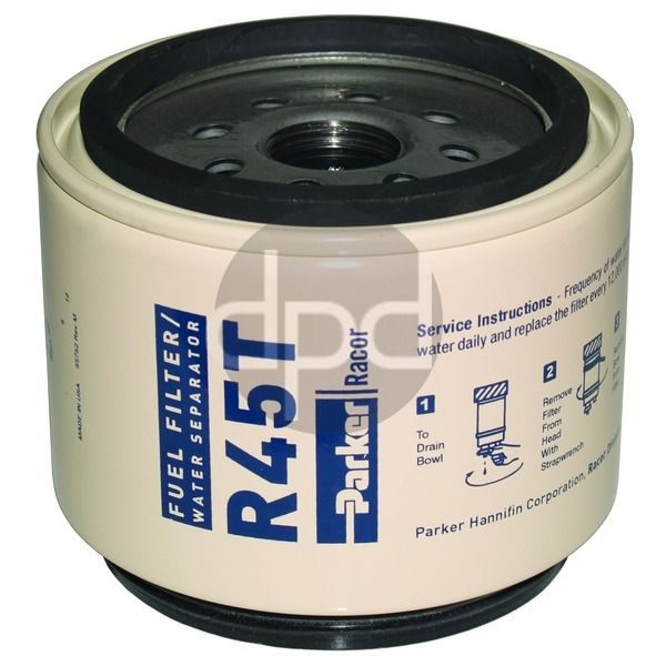 Racor R45 Fuel Filter Element R45T