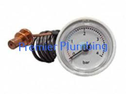 ARISTON PRESSURE GAUGE 65100695
