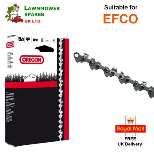 "EFCO 4000 Chainsaw Chain 91P 40 links (for 10"" Bar) 4000 10inch"