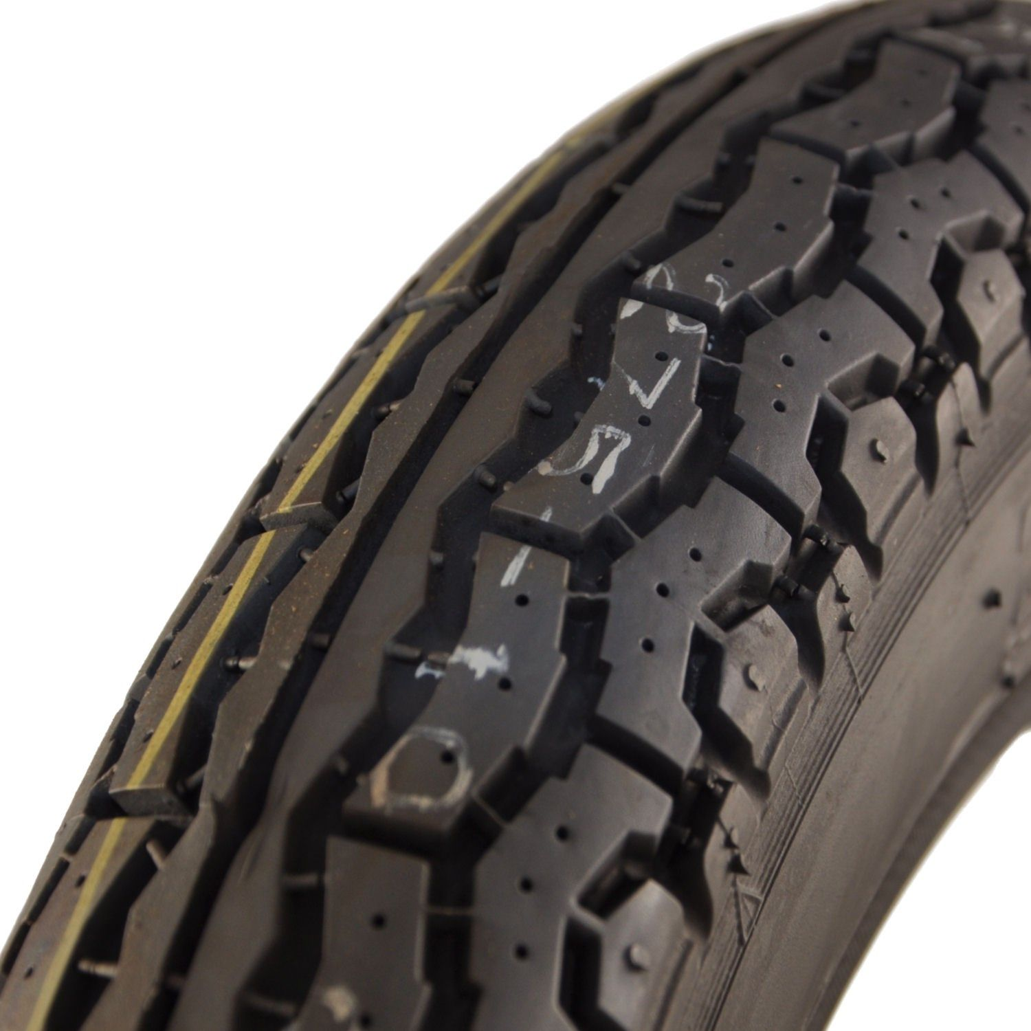 275 x 10 Black Scooter Tyre TI10C800