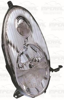 Imperial AU279AAACR Front Fog Lamp