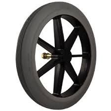 315mm Wheel with Puncture Proof Tyre GTG315F/W
