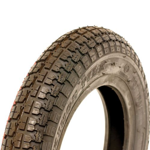250 x 6 Infilled Duro (Black Only) Puncture Proof Tyre