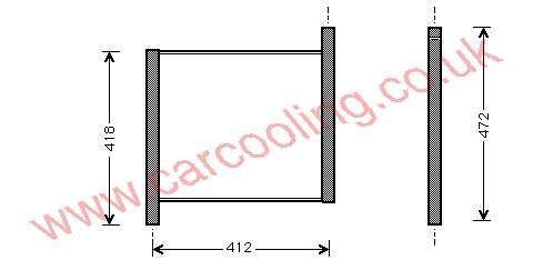 Radiator MCC Smar t    000.3428.V006