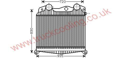 Intercooler Man TG - A    81.06130.0179