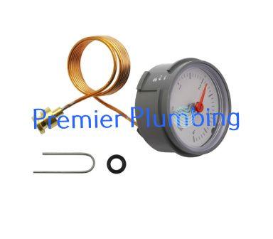 BOSCH THERMOTEC Worcester Pressure Gauge 87161423000