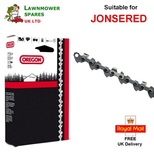 "JONSERED 2033 TH Chainsaw Chain 91P 45 links (for 12"" Bar)"