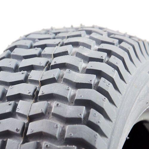 13/500 x 6 Cheng Shin/Primo Grey Pneumatic Turf Tyre TN6C165G