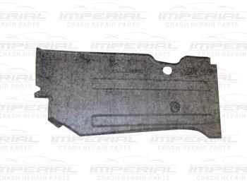 PEUGEOT 607 05-08 ENGINE UNDERSHIELD REAR SECTION PG231AEACL