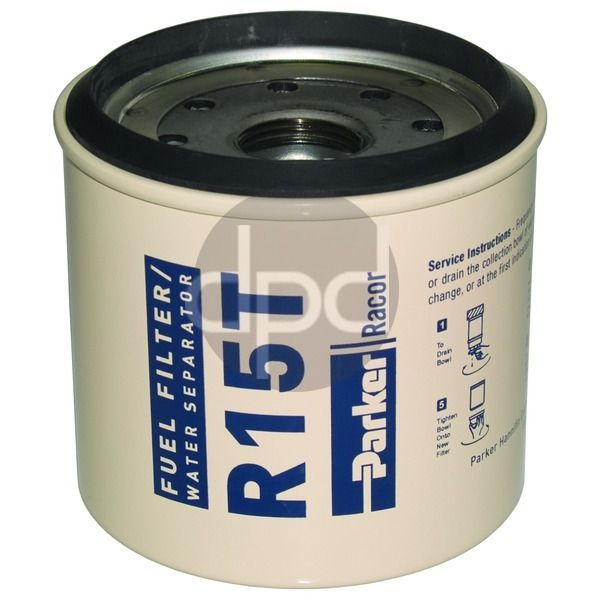 Racor R15 Fuel Filter Element R15T