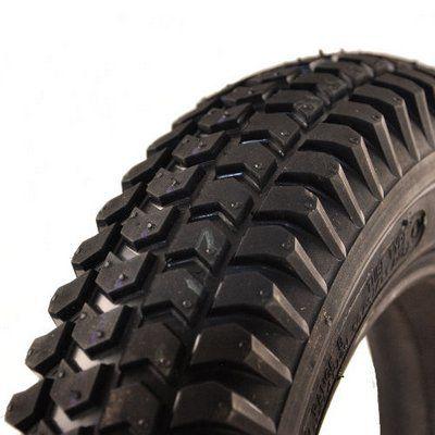 410/350 x 6 Cheng Shin/Primo Block Tyre (C156) TK6C156
