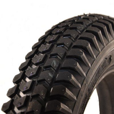 300 x 4 (260 x 85) Cheng Shin/Primo Block Tyre