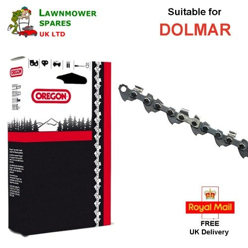 "DOLMAR ES40 Chainsaw Chain 91P 57 links (for 16"" Bar) ES40 16inch"