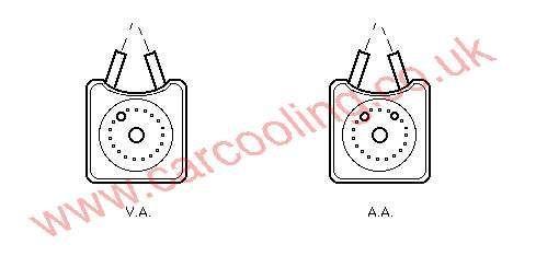 Oil Cooler Skoda Octavia 078.117.021 A