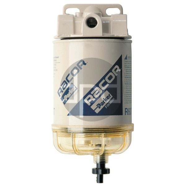 Racor 600 Series Fuel Water Separator 660R10