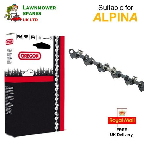 "ALPINA 352 Chainsaw Chain 91P 57 links (for 16"" Bar) 352 16inch"