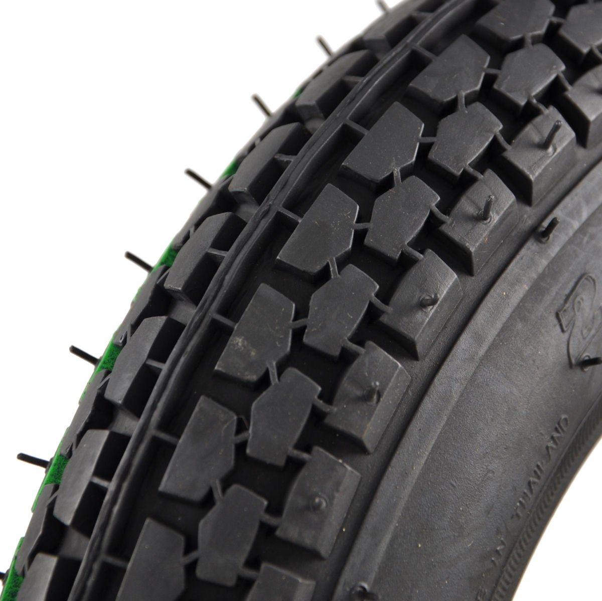 250 x 6 Cheng Shin/Primo Block Tyre