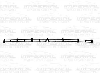 VAUXHALL ASTRA 98-06 FRONT BUMPER GRILLE UPPER SECTION