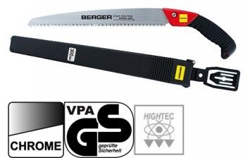 Berger Arborist Professional 300mm Pruning Saw with Scabbard 64750