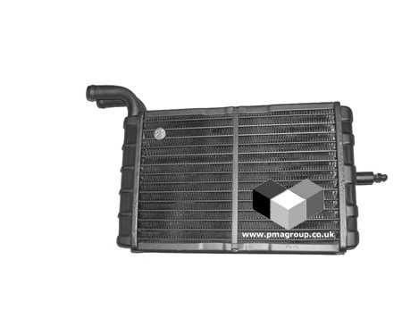Heater Matrix MG    JEF000070