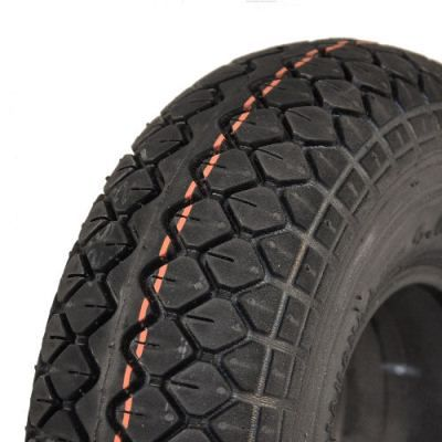 400 x 5 (330 x 100) Cheng Shin/Primo Black Puncture Proof Tyre