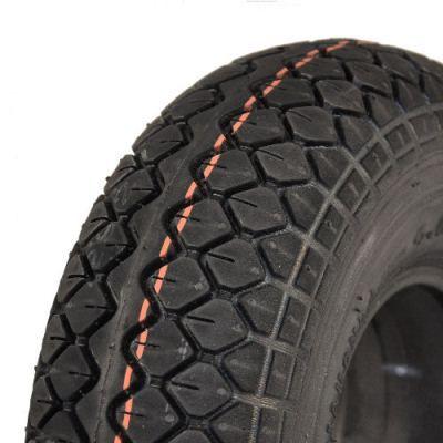 400 x 5 (330 x 100) Cheng Shin/Primo Black Block Tyre