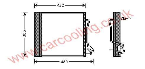 Condenser MCC Smar t    000.1632.V003
