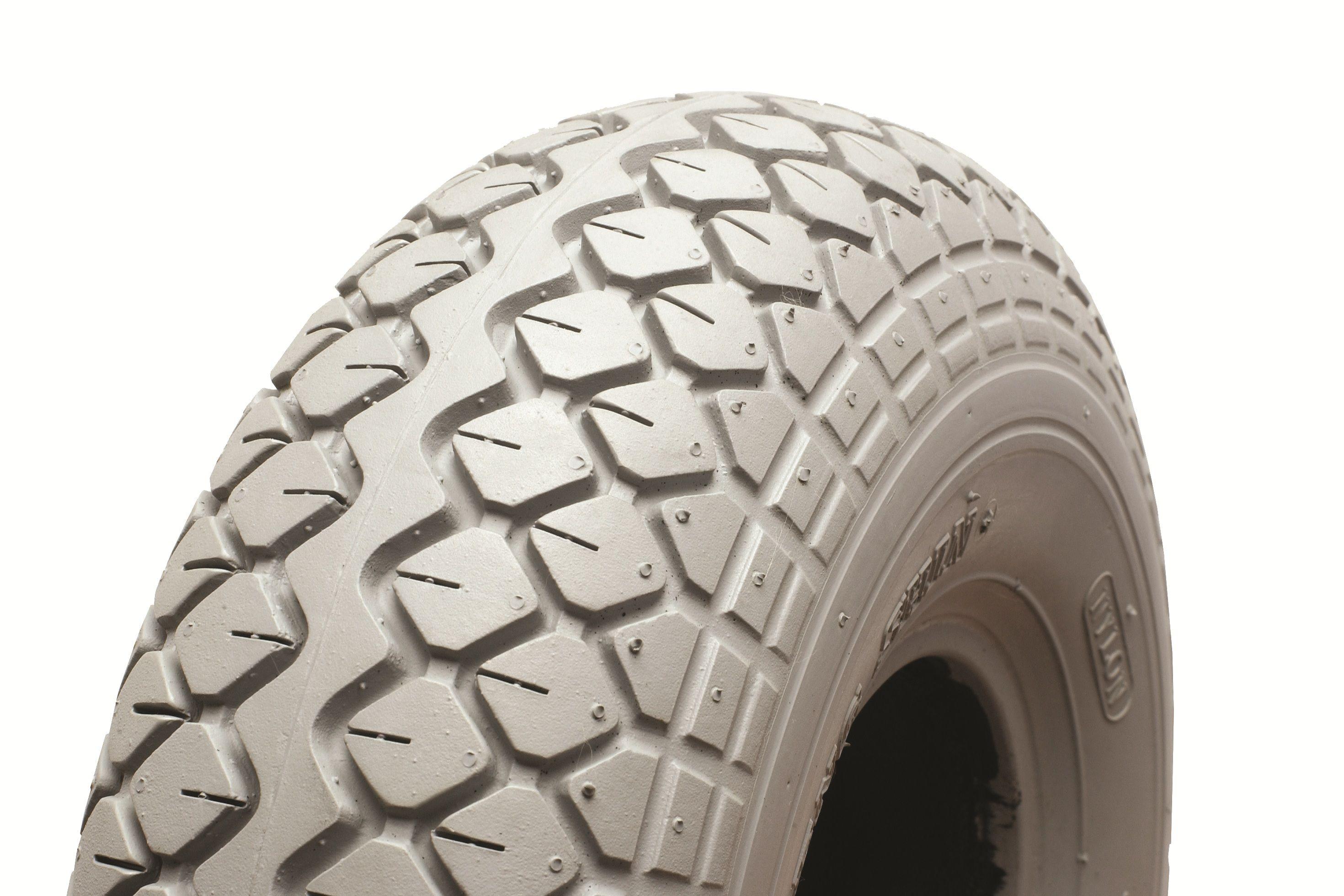 410/350 x 5 Cheng Shin/Primo Grey Block Tyre (C154) TK5C154