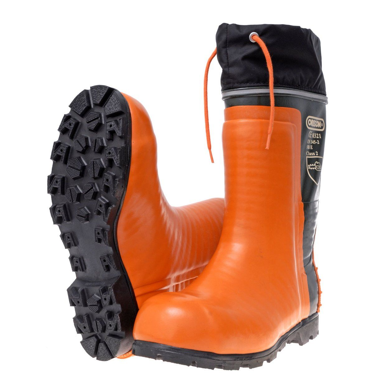 Class 2 YUKON Rubber Chainsaw Boots SIZE 10 1/2 295384/45
