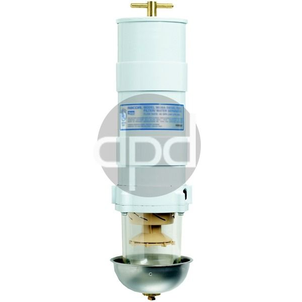 Racor Marine 1000MA Fuel Filter Assembly 1000MA2
