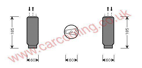 Drier Lexus LS400    8847130370