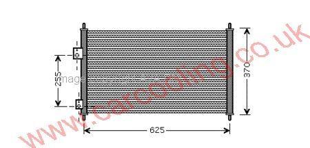 Condenser Honda Civic VI 80110S5A003