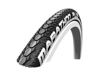 26 x 1 (25-590) Schwalbe Marathon Plus Reflex Puncture Resistant Wheelchair Tyre TA26HS348R