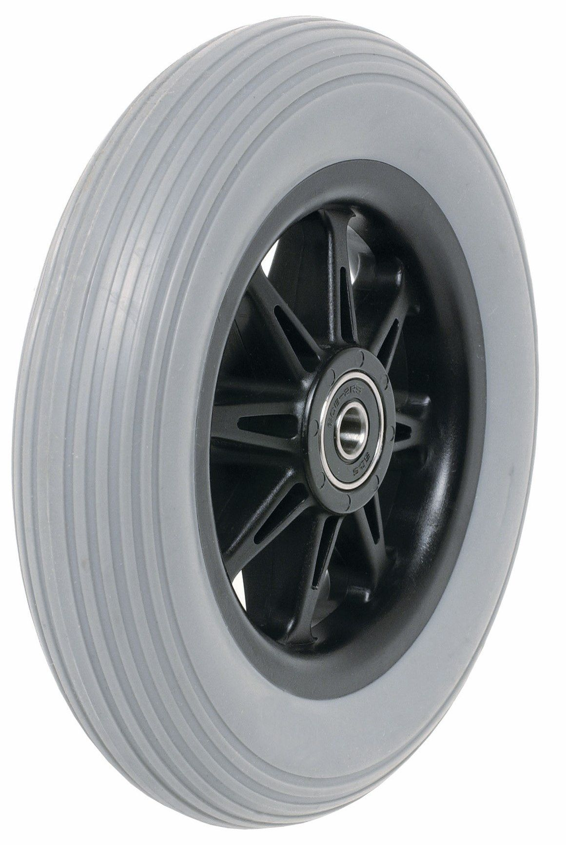 "6"" x 1"" Anti Tip Castor Wheel WB6J"