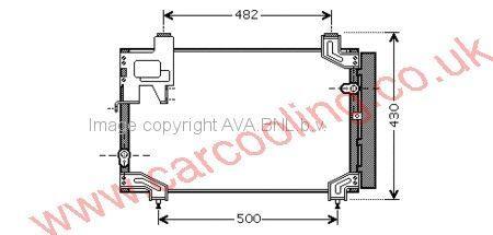 Condenser Toyota Avensis    8845005140